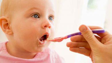كيف أزيد وزن الطفل في الشهر السادس